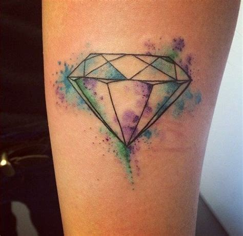 violet tattoo meaning 37 inspirational diamond tattoo designs and images