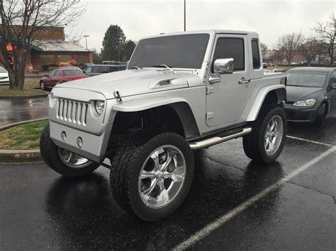 mini jeep mini jeep spotted in the jk forum
