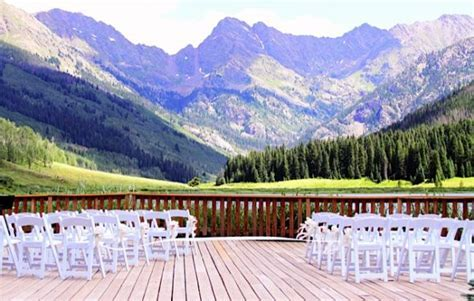 Our Vail, Colorado Destination Wedding!
