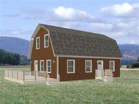 gambrel cabin plans small gambrel loft cabin plans joy studio design gallery