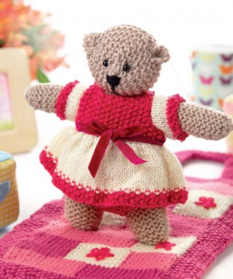 teddy knitting patterns free free teddy knitting patterns 21 free knitting patterns