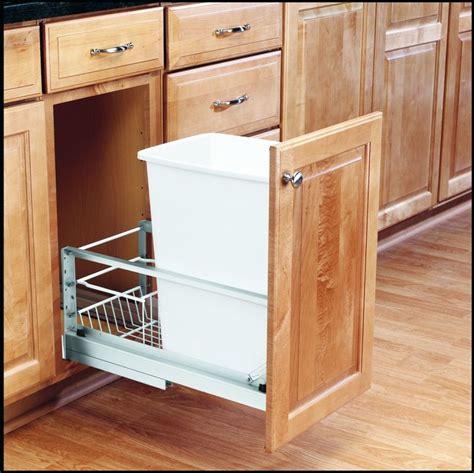 15 inch trash cabinet rev a shelf 5349 15dm 1 white 5349 series bottom mount