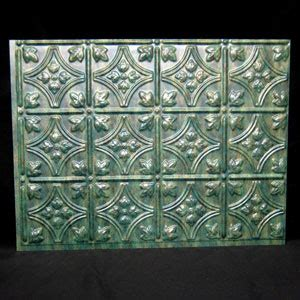 ati traditional mirror vertigris backsplash sheet panel 18