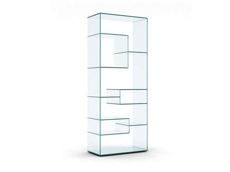 blocchi cad lade libreria a giorno autoportante bifacciale in cristallo