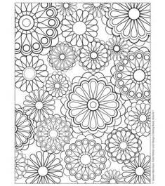 pattern coloring pages for adults family crafting month coloring pages sew sew