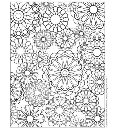 Pattern Design Coloring Pages family crafting month coloring pages sew sew