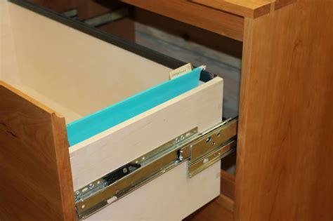 file drawer hardware kit over extending ball bearing drawer slides and file