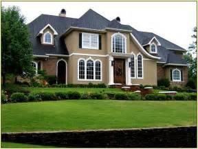 Home Design Exterior Color Schemes House Color Schemes Exterior Home Design Ideas