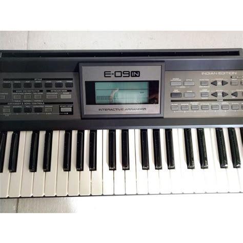 Roland E 09 Interactive Arranger Electronic Keyboard bajaao buy roland e09 interactive arranger