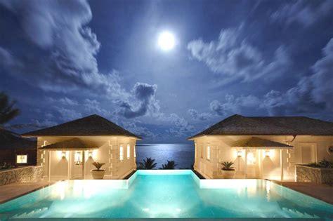 sunrise house luxury villa  mustique idesignarch