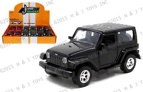 Just Trucks 132 2014 Jeep Wrangler 1 32 display just trucks 2014 jeep wrangler mj