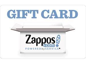 online gift cards newegg com - Zappos Gift Card Redeem