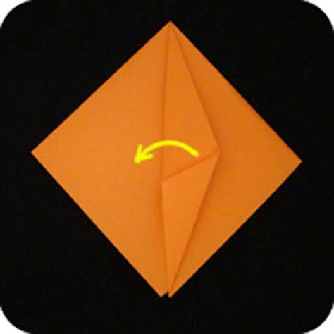 easy origami pumpkin make origami