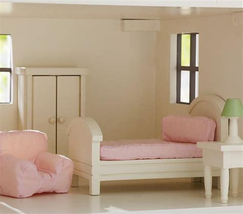dollhouse bedroom dollhouse bedroom set pottery barn