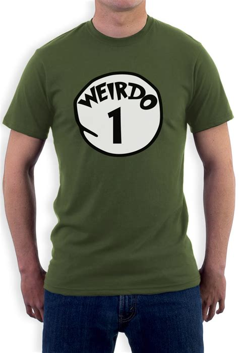 What Stores Sell Matching Shirts Weirdo 1 Costume T Shirt Matching Couples