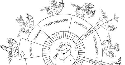 K Es El Calendario Liturgico Tallita Y Las Clases De Religi 243 N Calendario Lit 250 Rgico Por