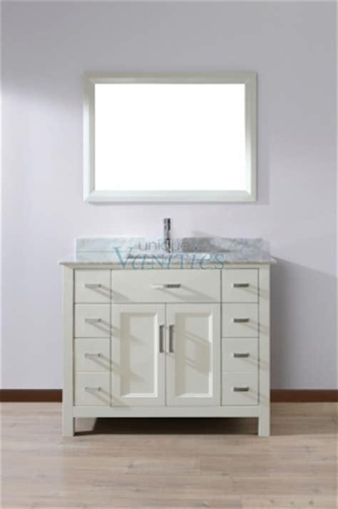 42 inch bathroom medicine cabinet 42 inch single sink bathroom vanity with marble top in