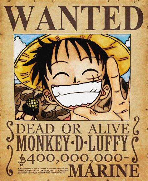 Kaos Luffy Wanted Black Onepiece nagrody za g蛯ow苹 one