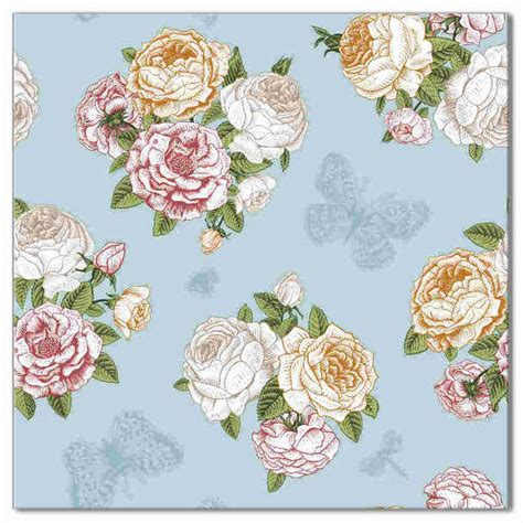 rose pattern wall tiles roses and butterflies floral ceramic wall tile