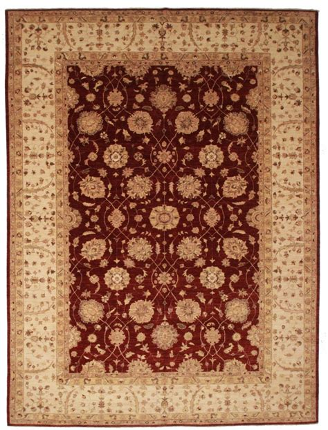 10 By 14 Rug - 10 x 14 peshawar rug 13855 wool carpet