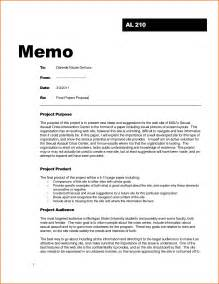 Business Memo Format Template 7 Business Memo Format Contract Template