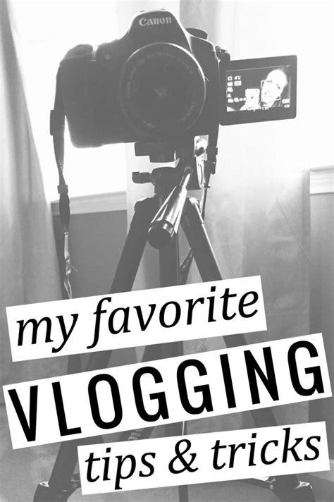 circle light for filming favorite vlogging tips and tricks