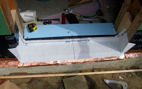 July 2011 Design Construction Of Spartan Hannah S Home Exterior Door Pan