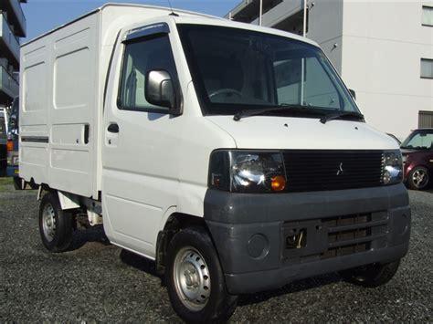 mitsubishi minicab van mitsubishi minicab truck panel van 2002 used for sale