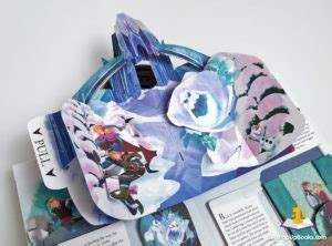 disney pixar a pop up celebration books frozen a pop up adventure best pop up books