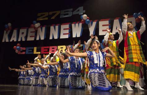 kayin  year   myanmar  fairfestival   kayin  year  hellotravel