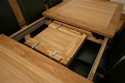 expanding table plans peachtree woodworking free shipping expandable dining