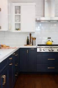 Lower Kitchen Cabinet Ideas You Considered Using Blue For Your Kitchen Cabinetry