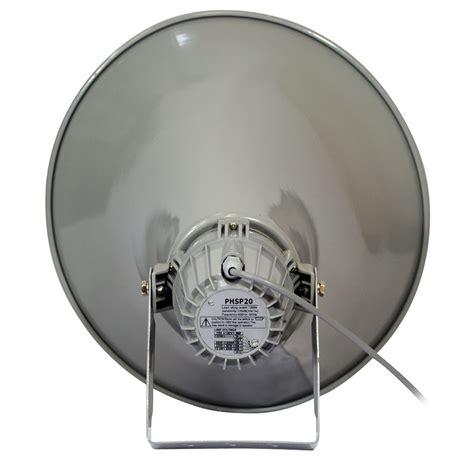 Horn Speaker Narae 12 Watt new pyle phsp20 19 5 indoor outdoor 100w pa horn speaker