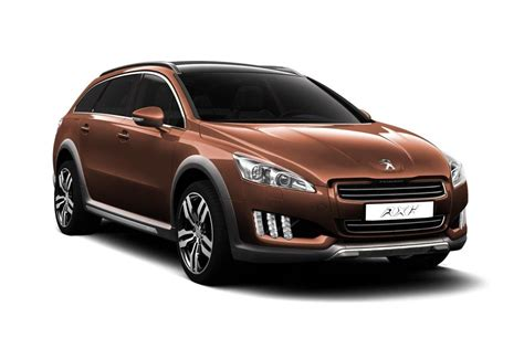 peugeot diesel 2012 peugeot 508 rxh diesel hybrid revealed ahead of 2011