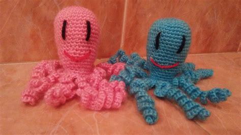 como hacer un caminito al crochet pulpos crochet solidarios youtube