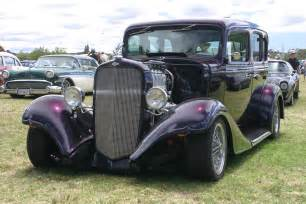 Classic car and hot rod festival
