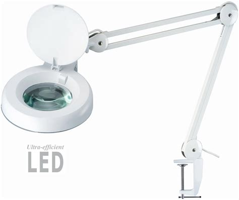 magnifying desk l led desk l magnifier cl best inspiration for l