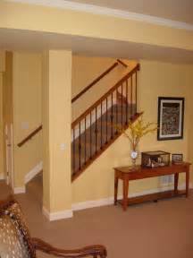 open staircase to basement when homes are constructed with unfinished basements the