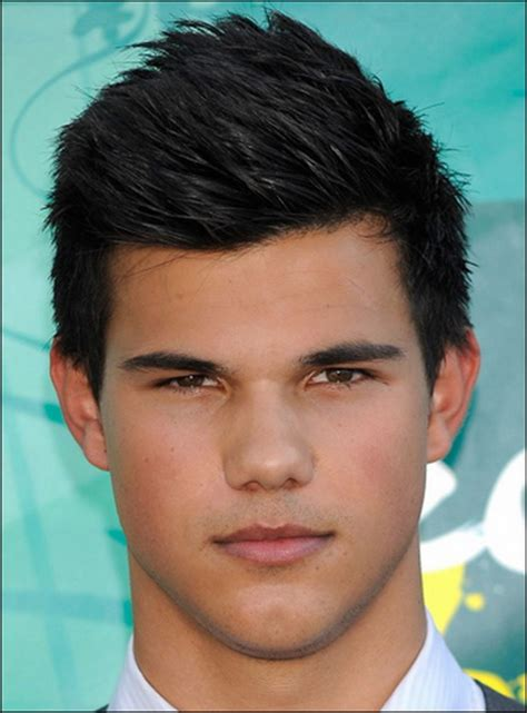 Twilight Hairstyles by Jacob Black Hairstyle