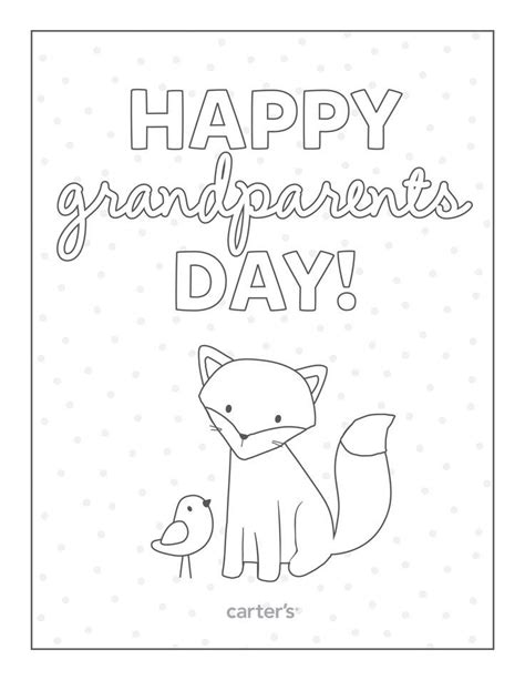 coloring page for grandparents day happy grandparents day coloring pages az coloring pages
