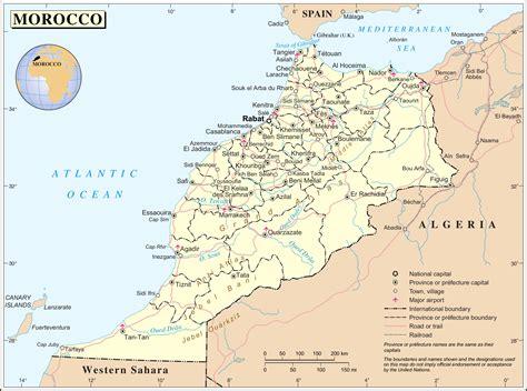 Liportal 187 Marokko 187 Landes 252 Bersicht Naturraum Das