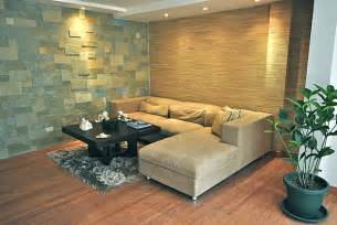 Texture Paint Designs For Drawing Room textured walls in a contemporary living room