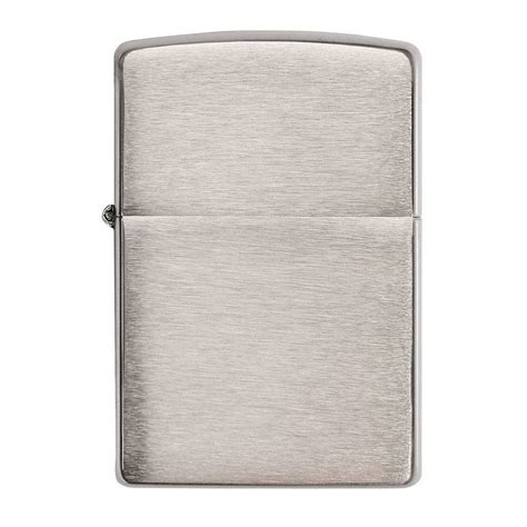 Chrome Zippo | authentic zippo lighter classic brushed chrome zippo com