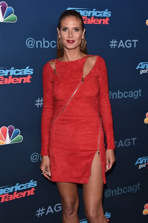 Agt Sweepstakes 2017 - heidi klum in jitrois at the quot america s got talent quot season 11 live show tom lorenzo