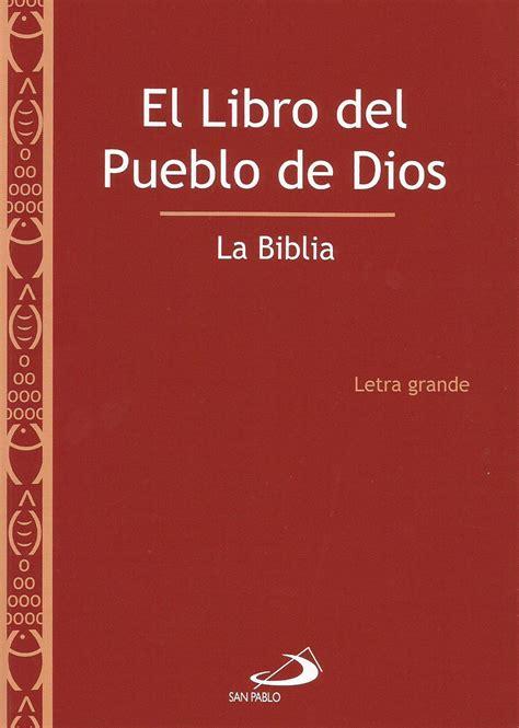 libro el pueblo del dragon el libro del pueblo de dios normal carton 233 libreria virtual san pablo
