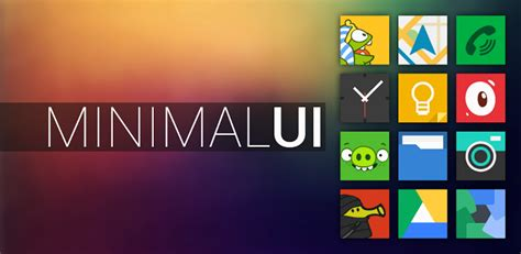 nova launcher themes minimal minimal ui go nova apex theme apk free download