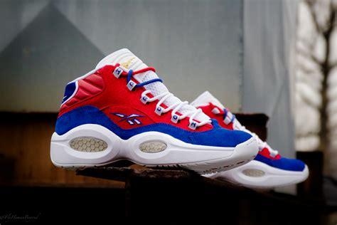 the question shoes allen iverson packer shoes