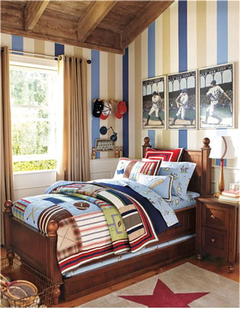 Boys Sports Bedroom by Boys Sports Bedroom Themes Room Design Inspirations