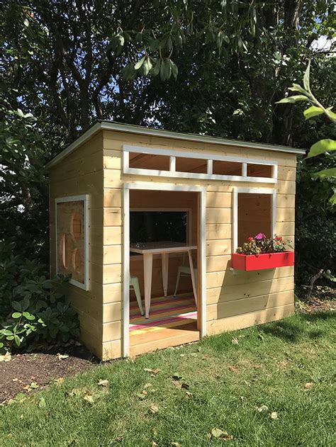 outdoor wooden playhouse best 25 wood playhouse ideas on childrens