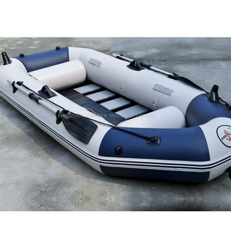 roeiboot opblaasbaar 3 person inflatable boat fishing pvc boats rwing boat